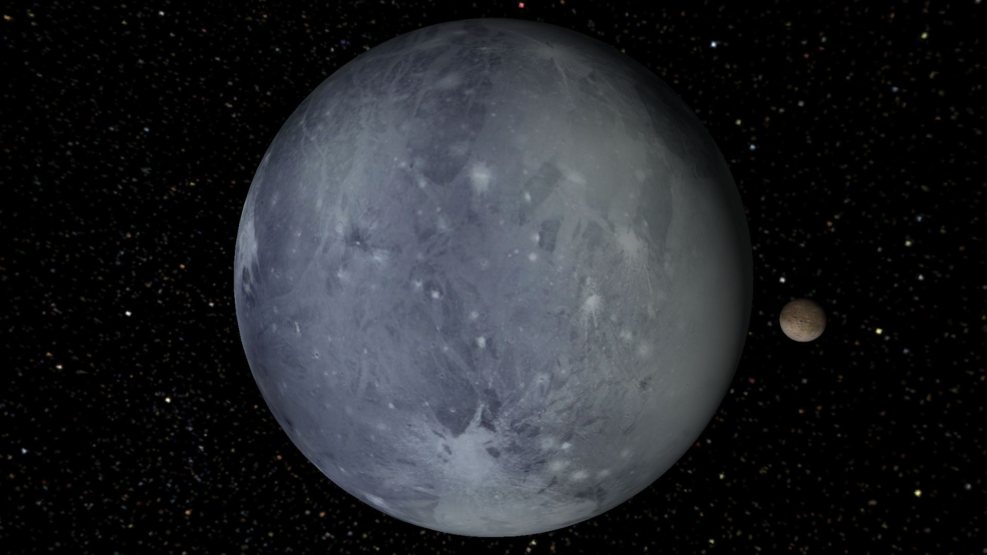 pluto planet real pictures - photo #7